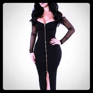 Dresses & Skirts - Black fashionnova dress